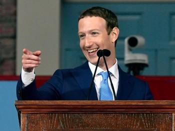 Марк Зукерберг Америкадаги энг яхши иш жойи -