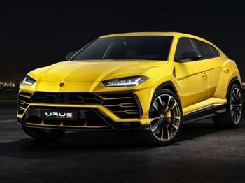 Lamborghini биринчи кроссоверини тақдим этди